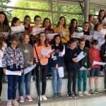 """<span class=""""title"""">La rentrée en musique au collège</span>"""